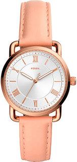 fashion наручные женские часы Fossil ES4823. Коллекция Copeland