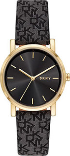 fashion наручные женские часы DKNY NY2886. Коллекция Soho