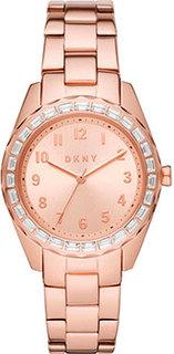 fashion наручные женские часы DKNY NY2930. Коллекция Nolita