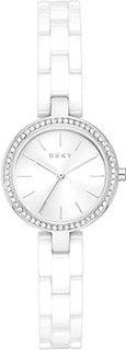 fashion наручные женские часы DKNY NY2915. Коллекция City Link