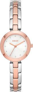 fashion наручные женские часы DKNY NY2919. Коллекция City Link
