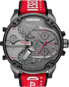 fashion наручные мужские часы Diesel DZ7423. Коллекция Mr. Daddy