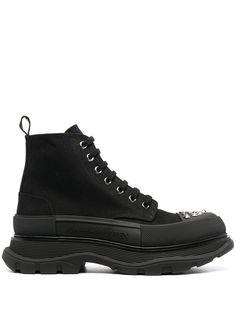 Alexander McQueen ботинки с заклепками