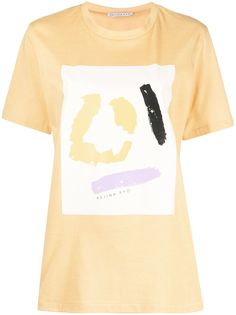 Rejina Pyo футболка с короткими рукавами и графичным принтом