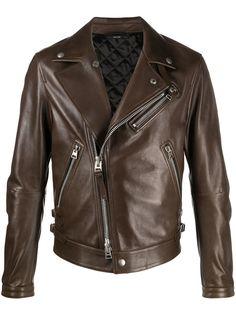 TOM FORD байкерская куртка на молнии