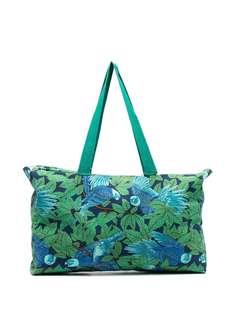 Hermès пляжная сумка pre-owned с принтом Hermes