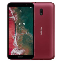 Мобильные телефоны Смартфон NOKIA C1 Plus DS 16Gb, красный