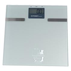 Напольные весы FIRST 8006-3-SI, до 150кг, цвет: серебристый [fa-8006-3-si]