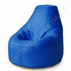Кресло-мешок mypuff люкс василек, оксфорд bn_171