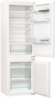 Встраиваемый холодильник Gorenje RKI4182E1 (белый)