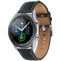 Умные часы Samsung Galaxy Watch3 45mm (серебристый)