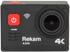 Экшн-камера Rekam A310 (черный)