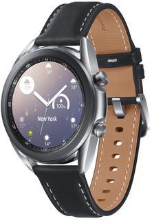 Умные часы Samsung Galaxy Watch3 41mm (серебристый)