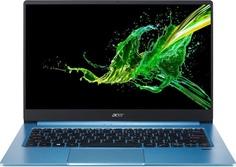 Ноутбук Acer Swift 3 SF314-57-735H (голубой)