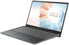 Ноутбук MSI Modern 14 B11M-034RU (серый)