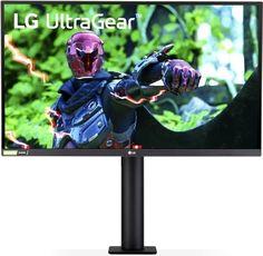 """Монитор LG Gaming 27GN880-B 27"""" (черный)"""