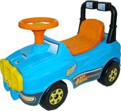 Каталка molto Автомобиль Джип №2 (без звукового сигнала)