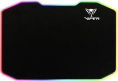 Коврик для мыши PATRIOT Viper LED mouse pad (черный) Патриот
