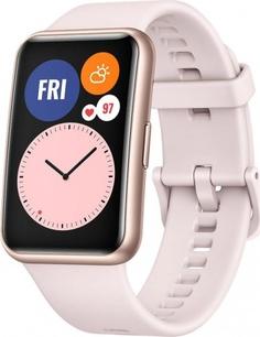 Смарт-часы Huawei Watch Fit TIA-B09 (розовая сакура)