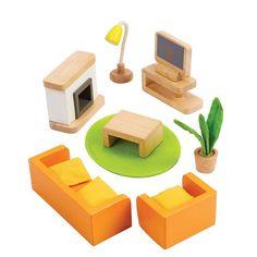 Мебель для домика Hape Гостиная (E3452_HP)