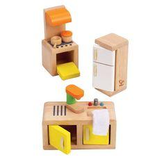 Мебель для домика Hape Кухня (E3453_HP)