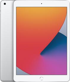 Планшет Apple iPad 10.2 Wi-Fi 128 GB 2020 (серебристый)
