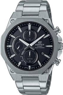 Японские мужские часы в коллекции Edifice Мужские часы Casio EFS-S570D-1AUEF