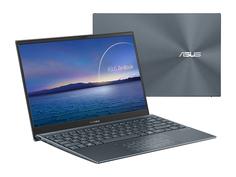 Ноутбук ASUS UX325JA-EG157 90NB0QY1-M04370 (Intel Core i7-1065G7 1.3 GHz/16384Mb/1024Gb SSD/Intel Iris Plus Graphics/Wi-Fi/Bluetooth/Cam/13.3/1920x1080/DOS)