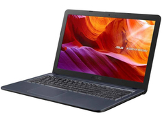 Ноутбук ASUS X543MA-DM1140 Star Grey 90NB0IR7-M22080 (Intel Pentium N5030 1.1 GHz/4096Mb/128Gb SSD/Intel UHD Graphics 605/Wi-Fi/Bluetooth/Cam/15.6/1920x1080/Endless OS)
