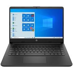 Ноутбук HP 14s-fq0026ur Black (22M93EA)