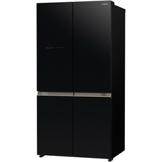 Холодильник Hitachi R-WB 642 VU0 GBK