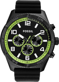 fashion наручные мужские часы Fossil BQ2534. Коллекция Brox Multifunction