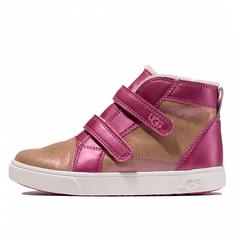 Детские ботинки Rennon II Shimmer Ugg