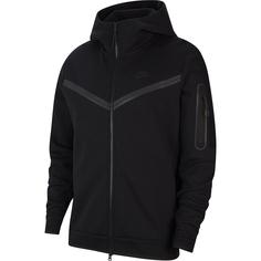 Мужскаятолстовка Tech Fleece Hoodie Full-Zip Nike
