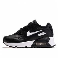 Детские кроссовки Air Max 90 Leather (PS) Nike