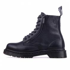 Женские ботинки 1460 Pascal W/Zip Aunt Sally Dr Martens