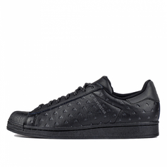 Кроссовки Black Future Superstar Adidas