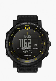 Часы Suunto SUUNTO CORE BLACK YELLOW