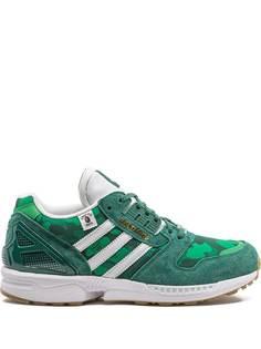 adidas кроссовки ZX 8000 BAPE x Undefeated - Green