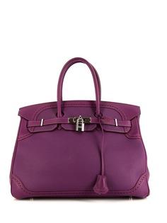 Hermès сумка-тоут Birkin Ghillies 2014-го года Hermes