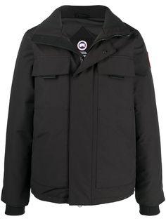 Canada Goose куртка Forester с капюшоном