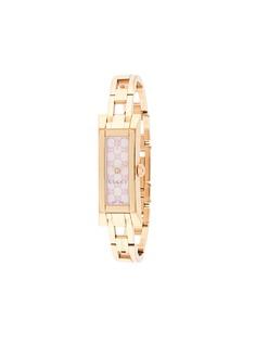 Gucci Pre-Owned прямоугольные наручные часы Quartz pre-owned 35 мм