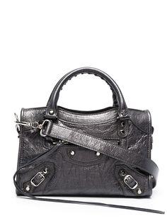 Balenciaga сумка-тоут City размера мини