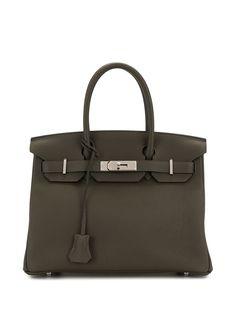 Hermès сумка-тоут Birkin 30 pre-owned 2020-го года Hermes
