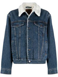 Levis джинсовая куртка Ex-Boyfriend Trucker