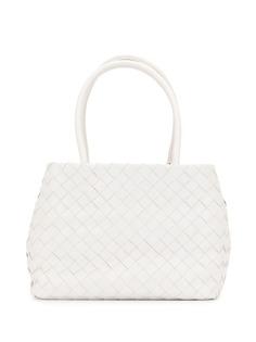 Bottega Veneta Pre-Owned сумка-тоут с плетением Intrecciato