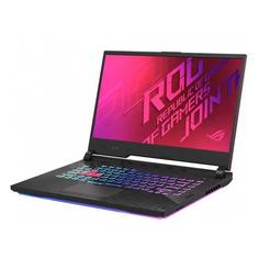 """Ноутбуки Ноутбук ASUS ROG G512LV-HN248T, 15.6"""", IPS, Intel Core i7 10870H 2.2ГГц, 16ГБ, 512ГБ SSD, NVIDIA GeForce RTX 2060 - 6144 Мб, Windows 10, 90NR04D3-M04570, черный/розовый"""