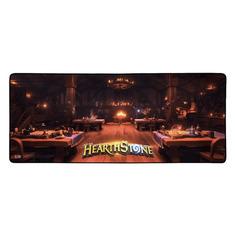 Коврик для мыши Blizzard Hearthstone Tavern, XL, рисунок/кофе [b63506] Noname