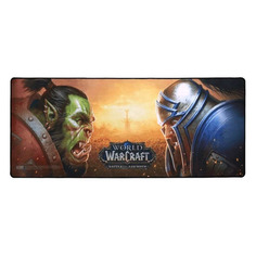 Коврик для мыши Blizzard World of Warcraft: Battle for Azeroth, XL, рисунок [b62933] Noname