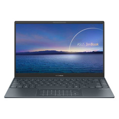 "Ноутбук ASUS Zenbook UX325EA-AH030T, 13.3"", IPS, Intel Core i7 1165G7 2.8ГГц, 8ГБ, 512ГБ SSD, Intel Iris Xe graphics , Windows 10, 90NB0SL1-M00370, серый"